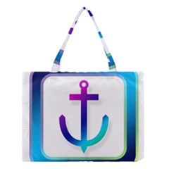 Icon Anchor Containing Fixing Medium Tote Bag