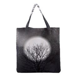 Starry Sky Grocery Tote Bag