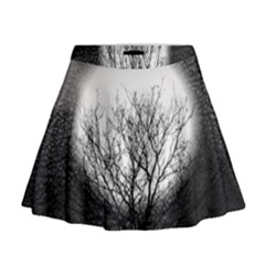 Starry Sky Mini Flare Skirt