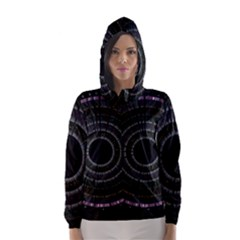Circos Comp Inv Hooded Wind Breaker (Women)
