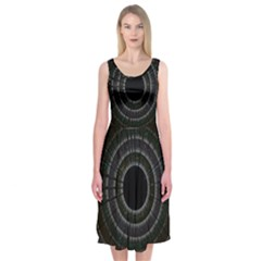 Circos Comp Inv Midi Sleeveless Dress