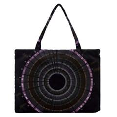 Circos Comp Inv Medium Zipper Tote Bag