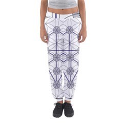 Tree Of Life Flower Of Life Stage Women s Jogger Sweatpants