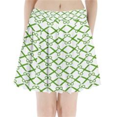 Wallpaper Of Scissors Vector Clipart Pleated Mini Skirt