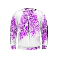 Purple Tree Kids  Sweatshirt