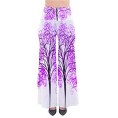 Purple Tree Pants