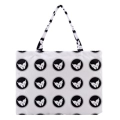 Butterfly Wallpaper Background Medium Tote Bag