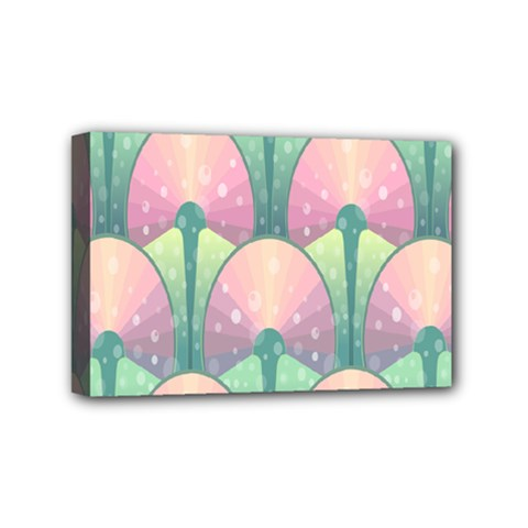 Seamless Pattern Seamless Design Mini Canvas 6  x 4
