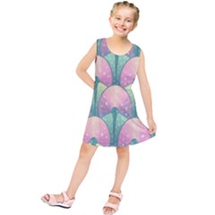 Seamless Pattern Seamless Design Kids  Tunic Dress