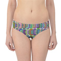 Psychedelic 70 S 1970 S Abstract Hipster Bikini Bottoms