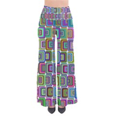 Psychedelic 70 S 1970 S Abstract Pants