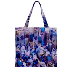 Advent Calendar Gifts Grocery Tote Bag