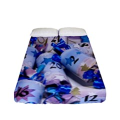 Advent Calendar Gifts Fitted Sheet (full/ Double Size)