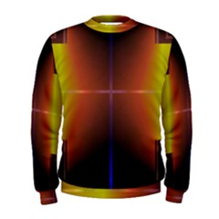 Abstract Painting Men s Sweatshirt