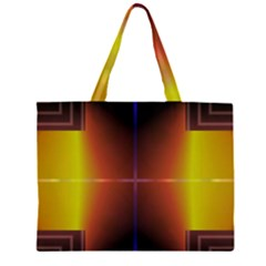 Abstract Painting Large Tote Bag
