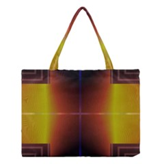 Abstract Painting Medium Tote Bag
