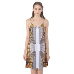 Architecture Facade Buildings Windows Camis Nightgown