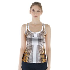Architecture Facade Buildings Windows Racer Back Sports Top