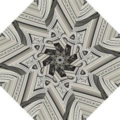 Arches Fractal Chaos Church Arch Golf Umbrellas