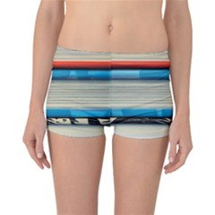 Background Book Books Children Reversible Bikini Bottoms