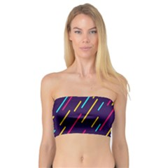 Background Lines Forms Bandeau Top