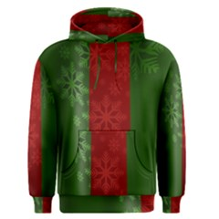 Background Christmas Men s Pullover Hoodie