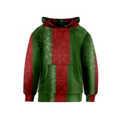 Background Christmas Kids  Pullover Hoodie