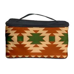 Background Plot Fashion Cosmetic Storage Case