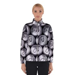 Black And White Doses Cans Fuzzy Drinks Winterwear