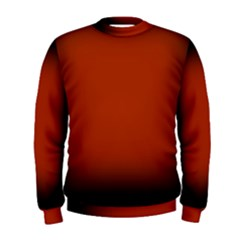 Brown Gradient Frame Men s Sweatshirt