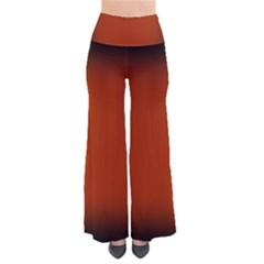 Brown Gradient Frame Pants