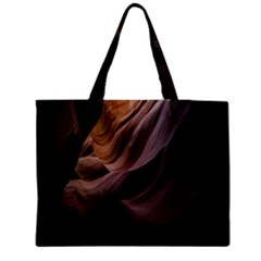 Canyon Desert Landscape Pattern Medium Tote Bag