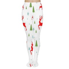 Christmas Pattern Women s Tights