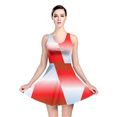 Christmas Pattern Reversible Skater Dress