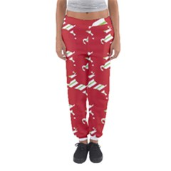 Christmas Card Christmas Card Women s Jogger Sweatpants