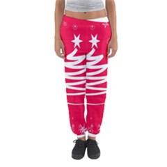 Christmas Tree Women s Jogger Sweatpants