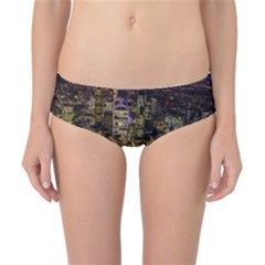 City Glass Architecture Windows Classic Bikini Bottoms