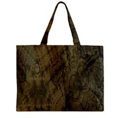 Complexity Zipper Mini Tote Bag