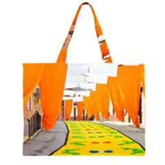 Corpus Torrenueva Procession Large Tote Bag