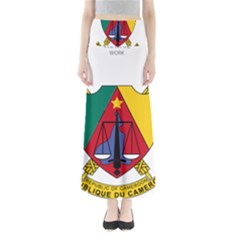 Coat of Arms of Cameroon  Maxi Skirts