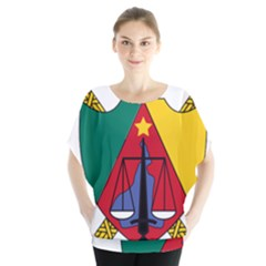Coat of Arms of Cameroon  Blouse