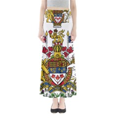 Coat of Arms of Canada  Maxi Skirts