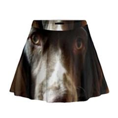 English Springer Spaniel Liver Mini Flare Skirt