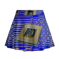 Processor Cpu Board Circuits Mini Flare Skirt
