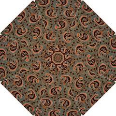 Persian Silk Brocade Hook Handle Umbrellas (small)
