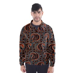 Persian Silk Brocade Wind Breaker (Men)