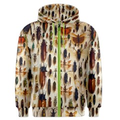 Insect Collection Men s Zipper Hoodie