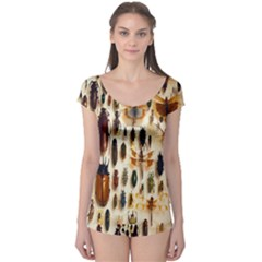 Insect Collection Boyleg Leotard