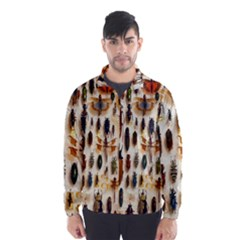 Insect Collection Wind Breaker (Men)
