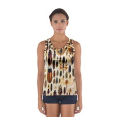 Insect Collection Women s Sport Tank Top